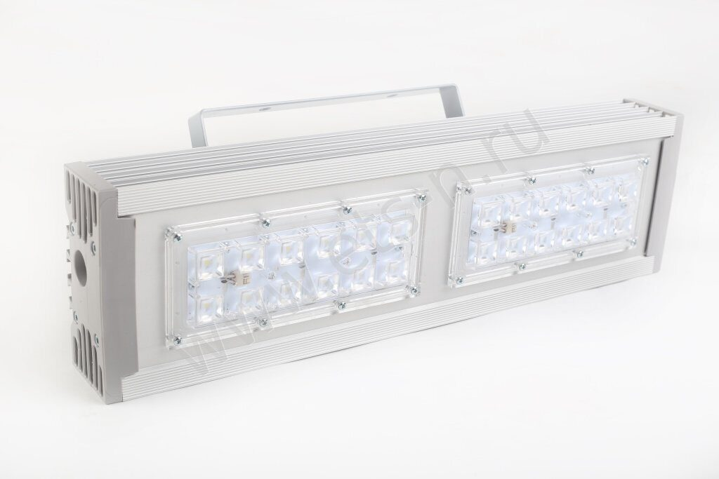 Установка светодиодных линз в фары 50-ок